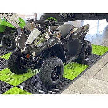2022 Kawasaki KFX90 for sale 201152761