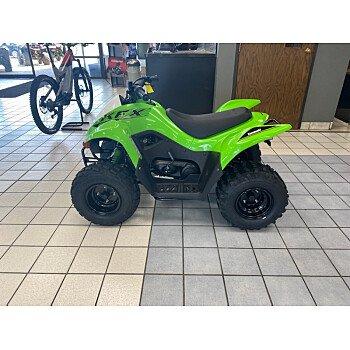 2022 Kawasaki KFX90 for sale 201155421