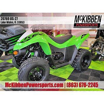 2022 Kawasaki KFX90 for sale 201156803
