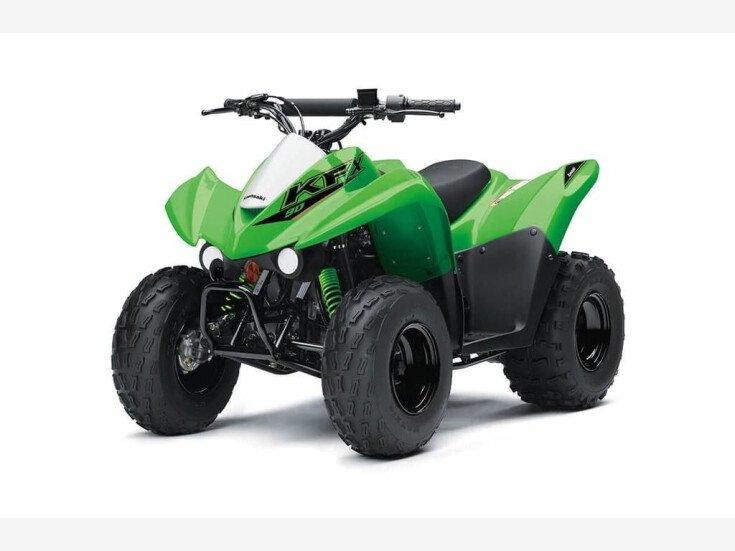 2022 Kawasaki KFX90 for sale 201173203