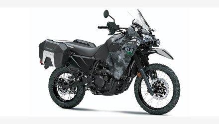 2022 Kawasaki KLR650 for sale 201037771