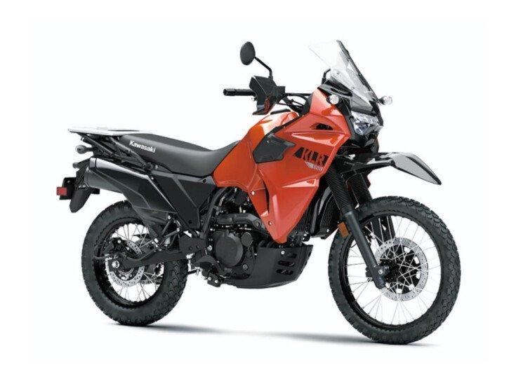 2022 Kawasaki KLR650 for sale 201151003