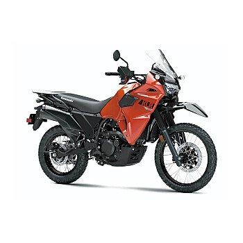 2022 Kawasaki KLR650 for sale 201152691