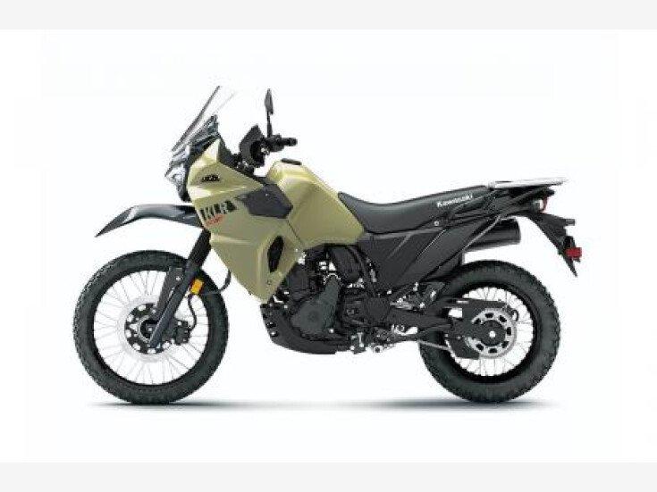 2022 Kawasaki KLR650 for sale 201159159