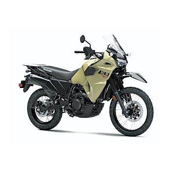 2022 Kawasaki KLR650 for sale 201165050