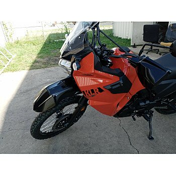 2022 Kawasaki KLR650 ABS for sale 201165715