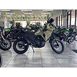 2022 Kawasaki KLR650 ABS for sale 201166466