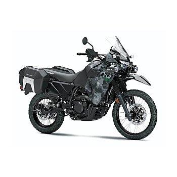 2022 Kawasaki KLR650 for sale 201173036