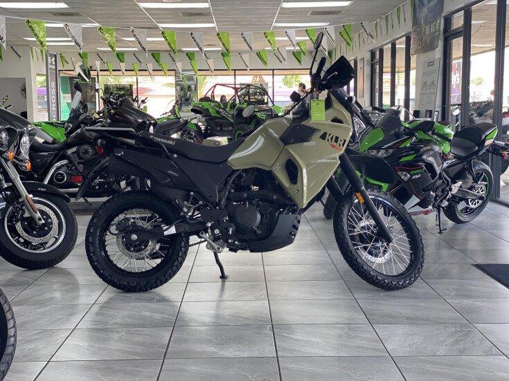 2022 Kawasaki KLR650 ABS for sale 201173720