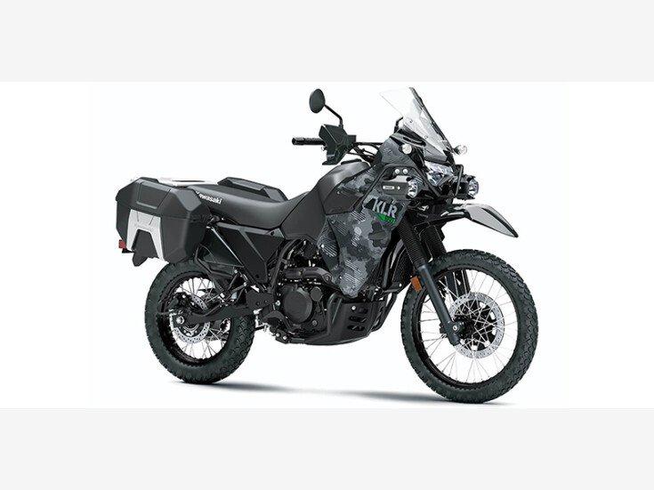 2022 Kawasaki KLR650 for sale 201174227