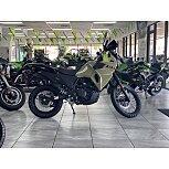 2022 Kawasaki KLR650 ABS for sale 201174585