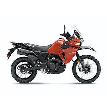 2022 Kawasaki KLR650 for sale 201176692