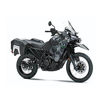 2022 Kawasaki KLR650 for sale 201176693