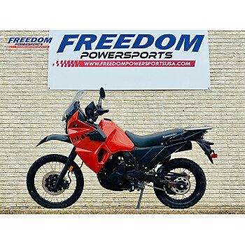 2022 Kawasaki KLR650 for sale 201185570