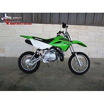 2022 Kawasaki KLX110R for sale 200942951