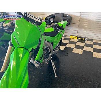 2022 Kawasaki KX250 for sale 201144070