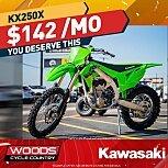 2022 Kawasaki KX250 for sale 201146470