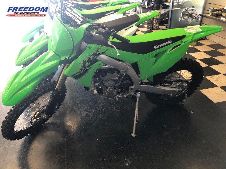 2022 Kawasaki KX250 X for sale 201149089