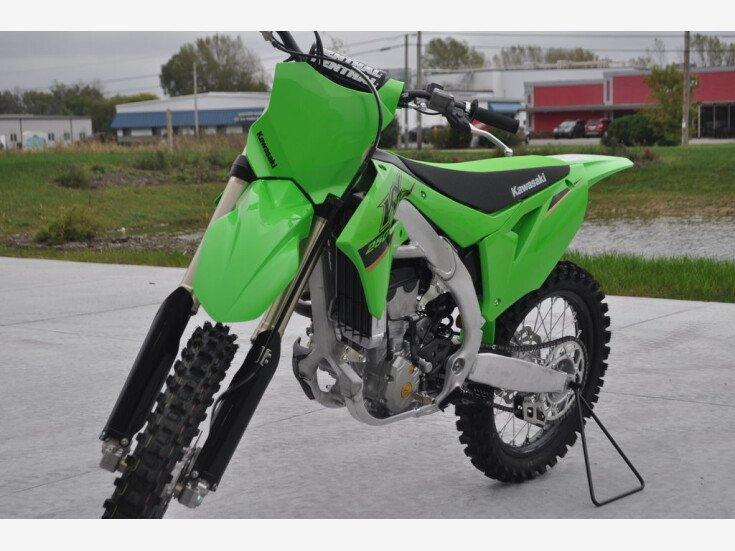 2022 Kawasaki KX250 for sale 201154523
