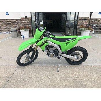 2022 Kawasaki KX250 X for sale 201156071