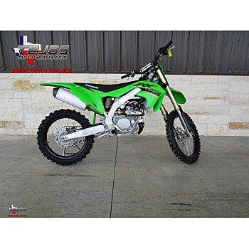 2022 Kawasaki KX250 for sale 201156637