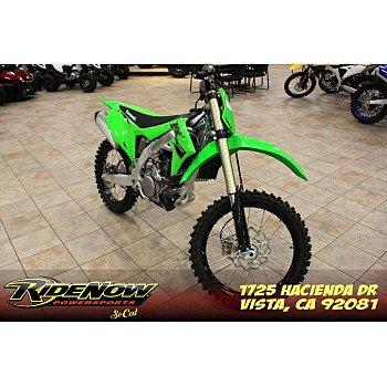 2022 Kawasaki KX250 for sale 201173766