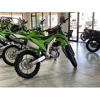 2022 Kawasaki KX250 for sale 201174573