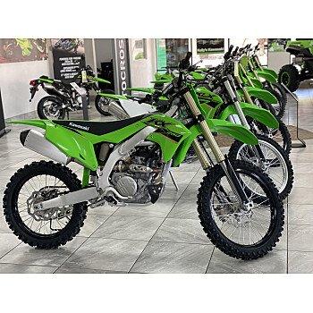 2022 Kawasaki KX250 for sale 201174577