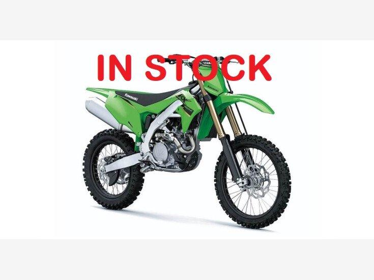 2022 Kawasaki KX450 for sale 201101235