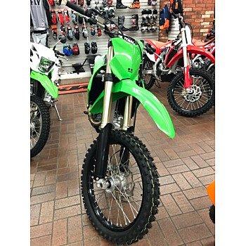 2022 Kawasaki KX450 for sale 201105717