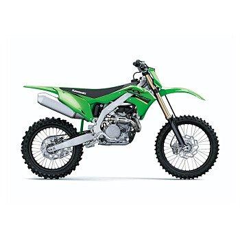 2022 Kawasaki KX450 for sale 201121745