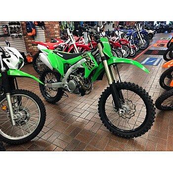 2022 Kawasaki KX450 for sale 201165173