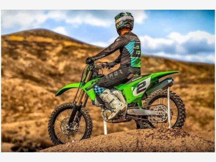 2022 Kawasaki KX450 for sale 201165644