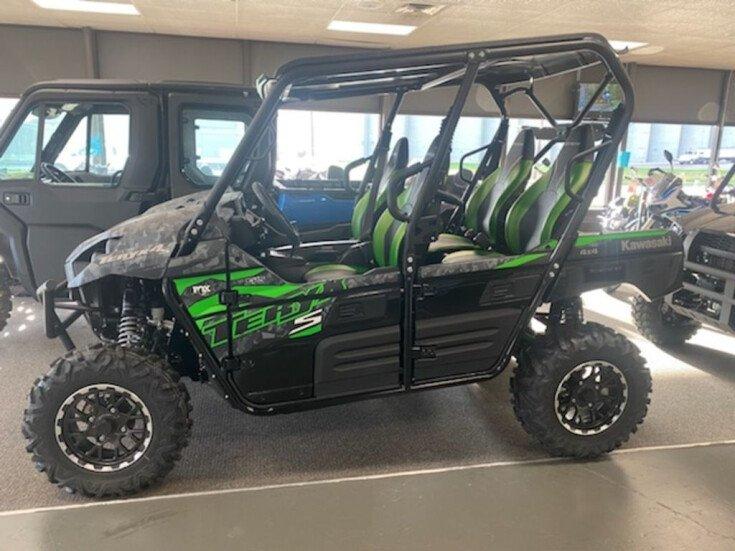 2022 Kawasaki Teryx4 for sale 201147020