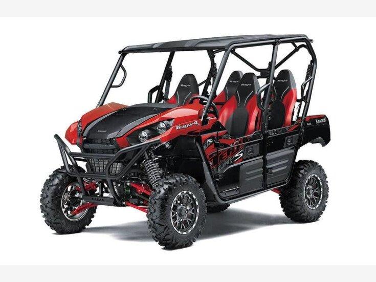 2022 Kawasaki Teryx4 for sale 201173165