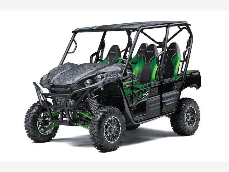 2022 Kawasaki Teryx4 for sale 201173185