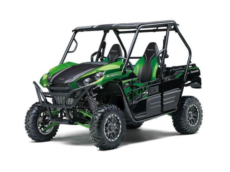 2022 Kawasaki Teryx4 for sale 201173931