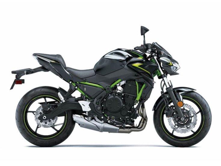 2022 Kawasaki Z650 for sale 201121817