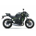 2022 Kawasaki Z650 for sale 201156096