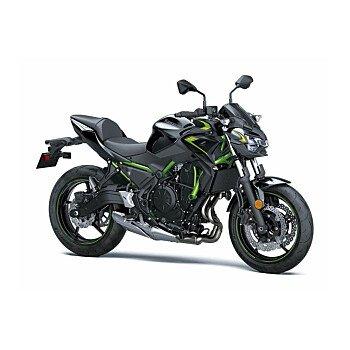 2022 Kawasaki Z650 for sale 201180651