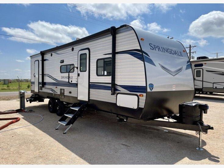2022 Keystone Springdale for sale 300327162
