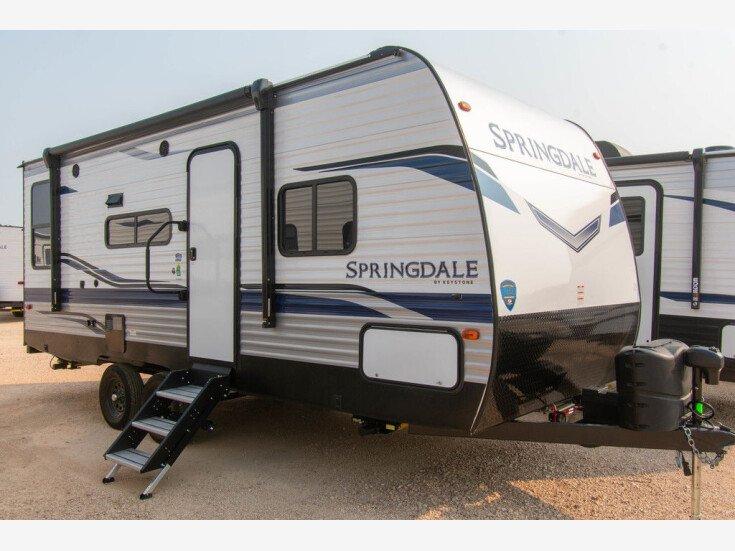 2022 Keystone Springdale for sale 300330640