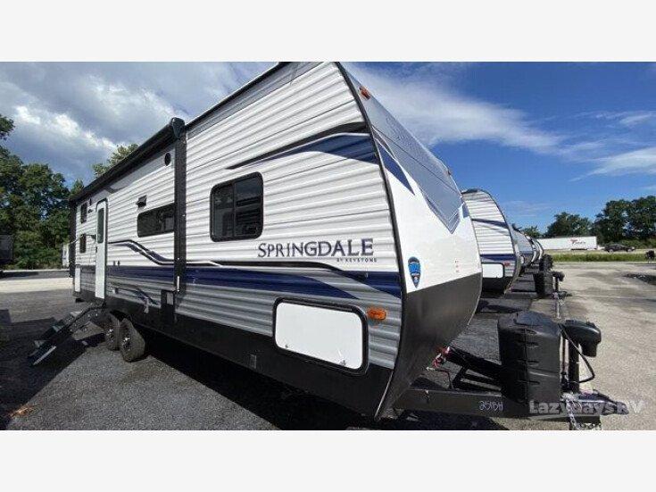 2022 Keystone Springdale for sale 300331658