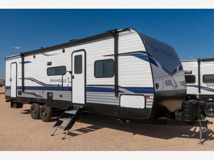 2022 Keystone Springdale for sale 300333019