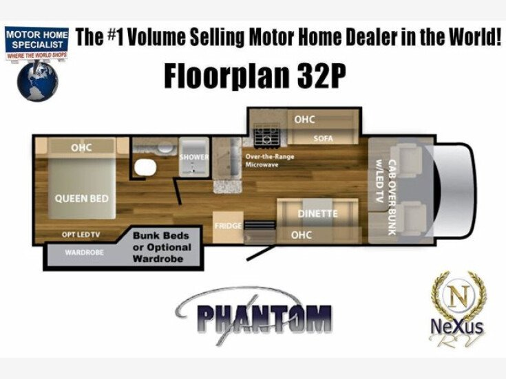 2022 Nexus Phantom for sale 300317331