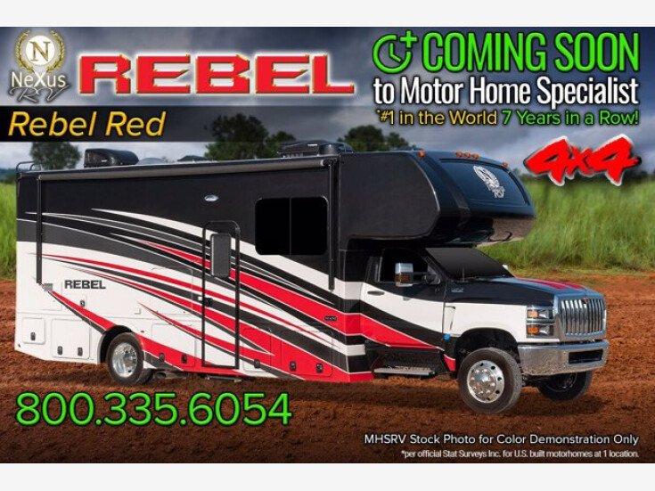 2022 Nexus Rebel for sale 300304810