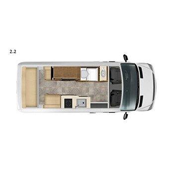 2022 Pleasure-way Ontour for sale 300326647