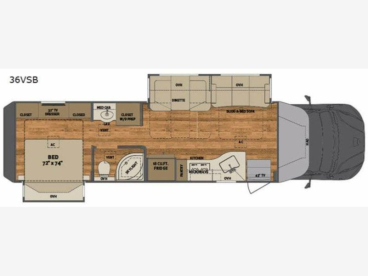 2022 Renegade Verona for sale 300322556