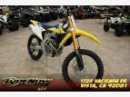 2022 Suzuki RM-Z250 for sale 201121087