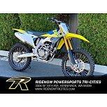 2022 Suzuki RM-Z250 for sale 201165371